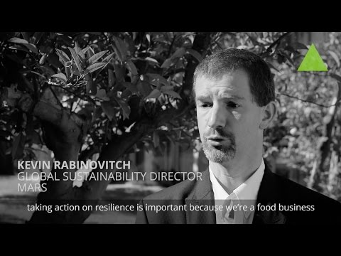 Why Mars are acting on climate - Kevin Rabinovitch, Global Sustainability Director