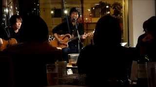 周音(あまね) 呼吸(acoustic ver.digest)2013.10.19 函館 LIVE  BAND