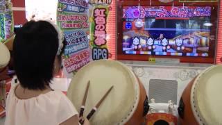 太鼓の達人キミドリver. ミュージックリボルバー(裏) フルコンボ byみくぴ~ みくぴ 検索動画 29