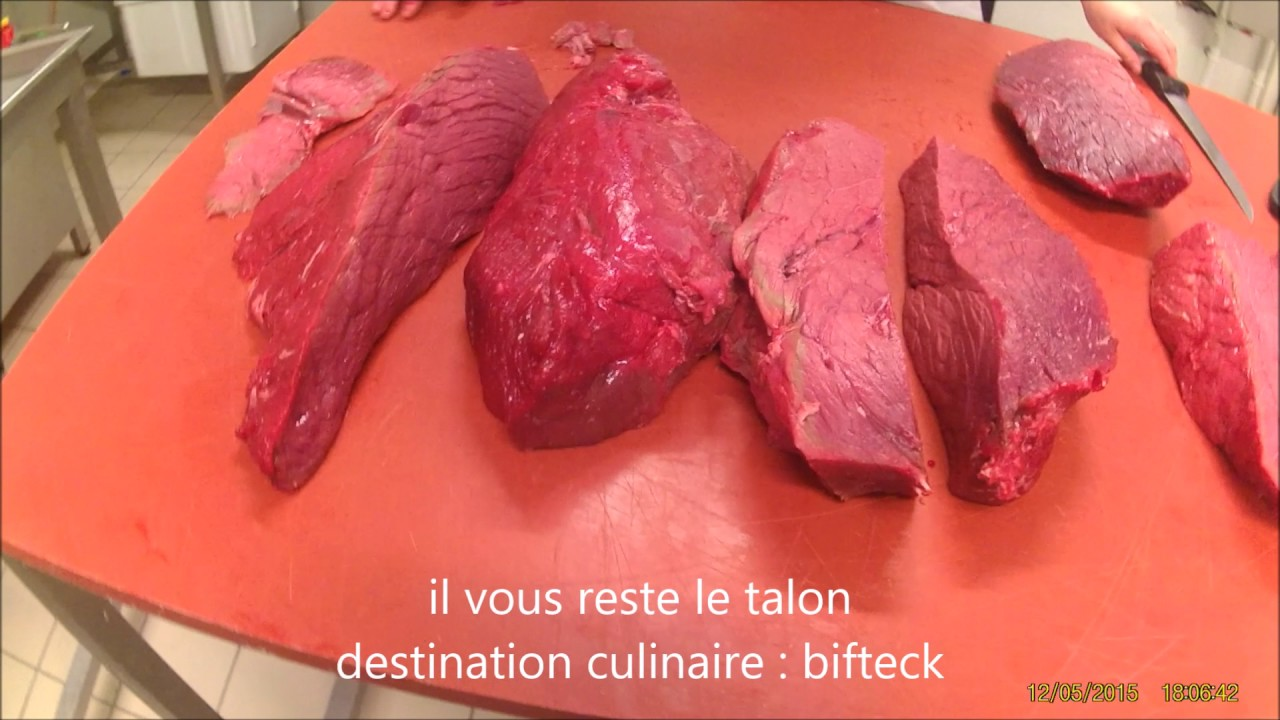 Decouper Le Tende De Tranche En Roti Youtube