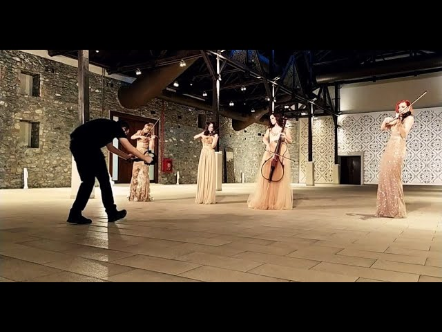 Bravo [OFFICIAL VIDEO] - Fortissimo Electric Quartet
