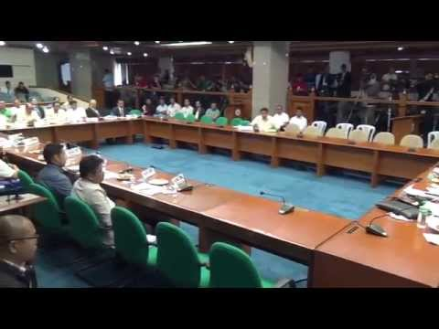 Senate to invite Binay anew over Makati parking building, 'Hacienda Binay'