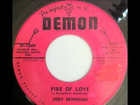 Jody Reynolds - Fire of Love (1958)