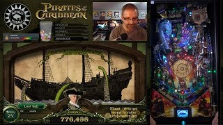 KRAKEN WIZARD MODE! Pirates of the Caribbean pinball (Jersey Jack, 2018)