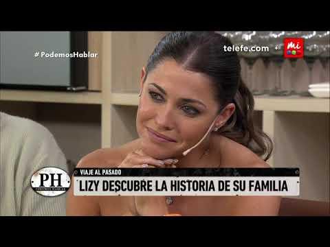 "Lizy Tagliani:  ""Mi vieja borró su historia para vivir la mía"" - PH Podemos Hablar 2018"