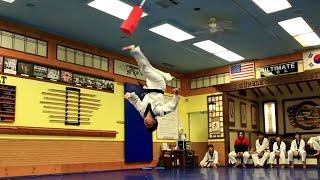 Incredible Taekwondo Skills thumbnail