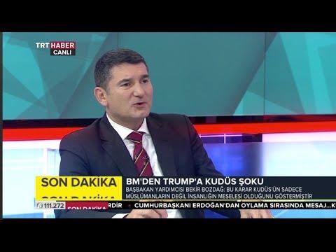 TRT Haber (Dışa Bakış 82. Program) 21 Aralık 2017