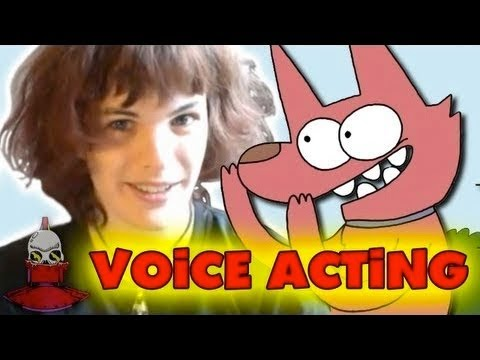 Voice Acting in Rocket Dog on Cartoon Hangover