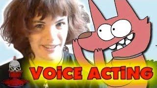 Stimme, die in Rocket Dog auf Cartoon Hangover