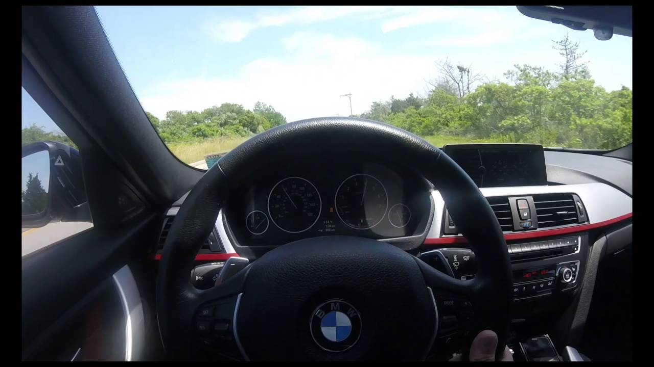 BMW 335i N55 Tuned 0 to 60 MPH  with 3 mph roll  YouTube