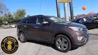 The 2013 Hyundai Santa Fe GLS | For Sale Review @ Lowcountry Preowned Mt. Pleasant, SC