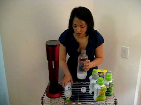 How To Make Seltzer Water