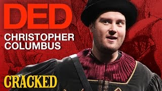 DED Talks: Why Christopher Columbus Was History