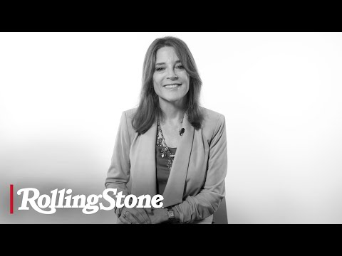 The First Time: Marianne Williamson