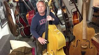2012 Slapin´ B Big Bullfiddle upright bass 4/4