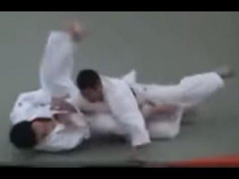 青木真也 関節 腕十字 Armbar MMA Judo
