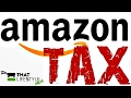 AMAZON FBA TAXES | HOW I SAVED 9K ON TAXES SELLING ON AMAZON; THE TWO SIMPLE TRICKS THAT SAVED ME!