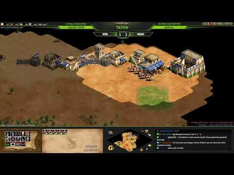 Showmatch vs TheMax - Partida 7 - Arabia