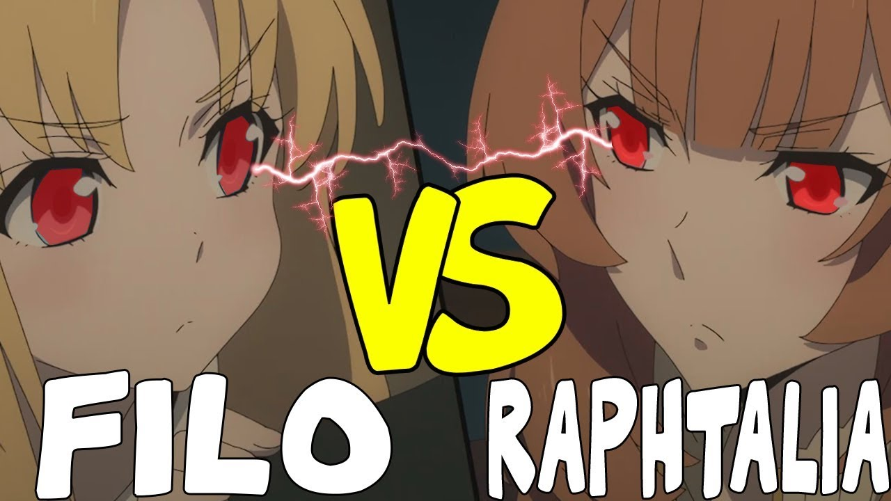 Filo vs raphtalia review capitulo 6 the rising of the shield hero kilinkar youtube - The rising of the shield hero raphtalia ...
