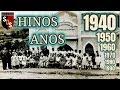 HINOS ANOS 1940  1950 1960 1970 1980