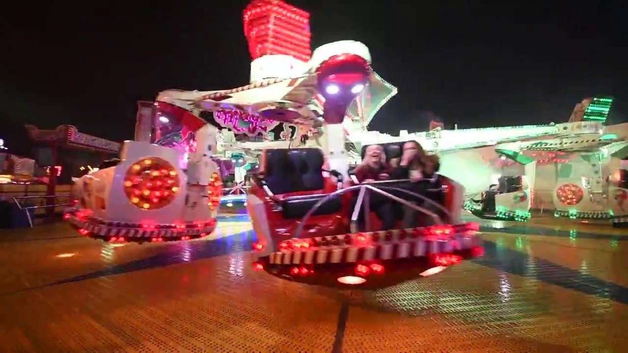 James Mellor's Magic - Nottingham Goose Fair 2018
