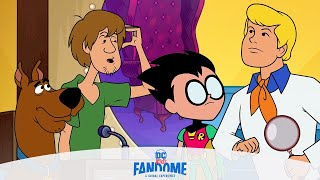 Scooby-Doo! Meets the Teen Titans in Family Feud | WB Kids