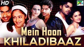 Mein Hoon Khiladibaaz (Manmadhan) New Hindi Dubbed Movie   Sindhu Tolani, Silambarasan, Jyothika