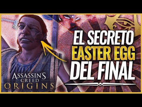 Assassin's Creed Origins The Curse of The Pharaohs | Easter Egg Secreto | La muerte de Sutekh thumbnail