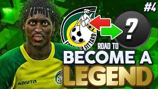 "ROAD TO BECOME A LEGEND! PES 2019 #4 | ""TIME FOR MANNY TO MOVE?!"""