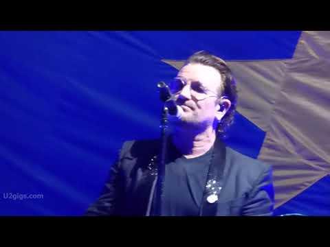 U2 New Year's Day, København 2018-09-29 - U2gigs.com