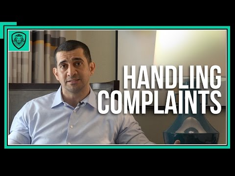 How to Handle Customer Complaints Like a Pro