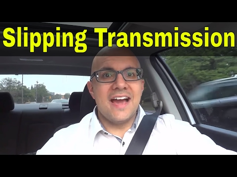 Slipping Transmission Symptoms-How To Tell If An Automatic