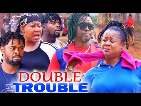 DOUBLE TROUBLE SEASON 9u002610 - (New Hit Movie) 2021 Latest Nigerian Nollywood Movie