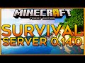 Minecraft PE 1.0.5: SERVIDOR DE SURVIVAL! - (Kingdoms Server / Pocket Edition / MCPE) #12