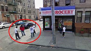 5 Crimes Actually SOLVED On Google Maps & Google Earth...