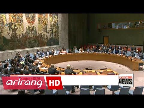 N. Korea oil embargo, textile export ban on UNSC draft resolution