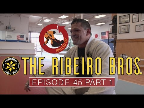 Rolled Up episode 45 With Saulo and Xande Ribeiro Part 1