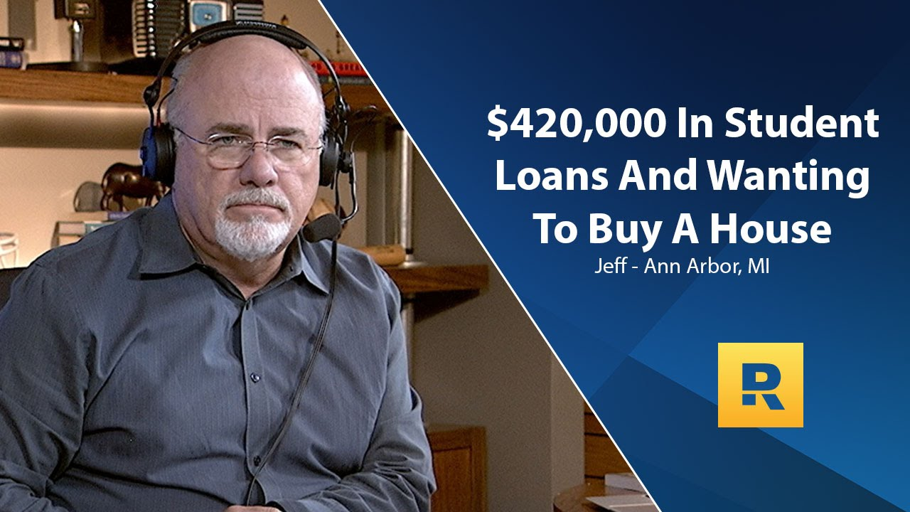 $420,000 In Student Loans But I Want To Buy A House - YouTube