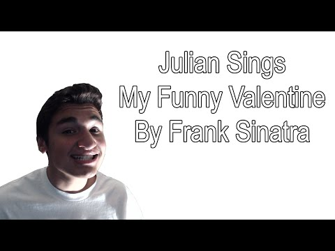 My Funny Valentine (Cover By Julian)