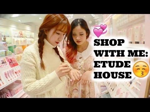 EXCLUSIVE ETUDE HOUSE TOUR! (Popular Korean Cosmetic Brand ) - Sunnydahye