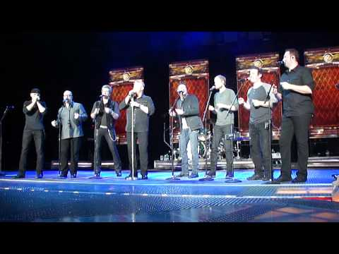Rascal Flatts - A Cappella Mix (Love You Out Loud & Happy) Jones Beach, NY 5/30/2014