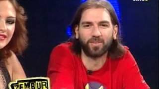 DJ Tarkan Zembur Show'da Konuk