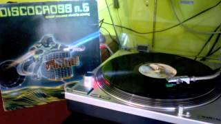 DISCOCROSS n.5 (dance mixed vinyl 1985)