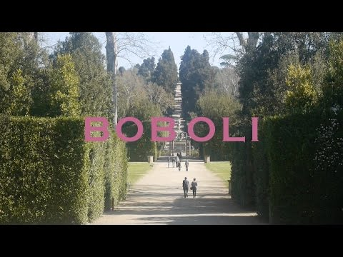 Italian Moment Jardin De Boboli A Florence Mercredi 11h Youtube