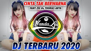 DJ CINTA TAK BERWARNA - THOMAS ARYA - TERBARU 2020 🎶 DJ TIK TOK TERBARU 2020