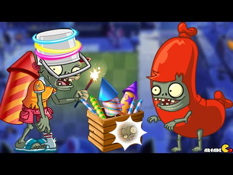 Plants Vs Zombies 2 - NEW Summer Imp Night 1 Summer Nights Pinata Party!