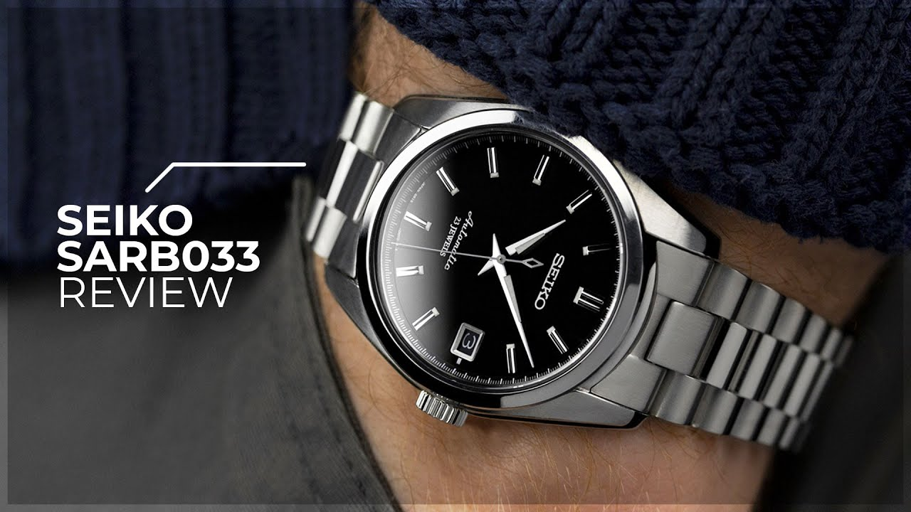 The Seiko SARB033 - Why I Will Never Sell The 033