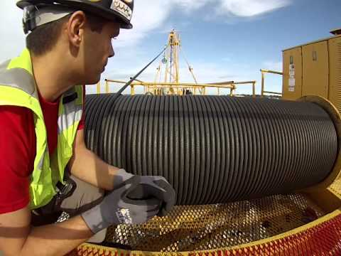 How to Operate a Tower Crane: Hoist Rope Inspection Tips