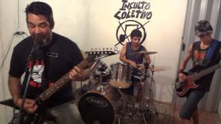 Banda Insulto Coletivo / SCUM NOISE - WAR NO MORE WHY NOT? (cover)
