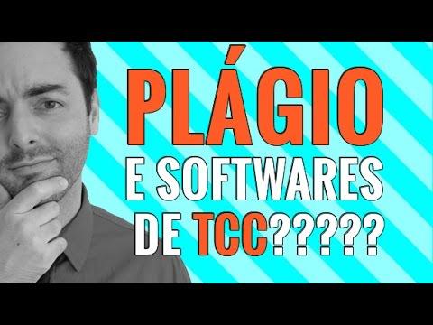 COMO FAZER UM TCC PASSO A PASSO - PLÁGIO E SOFTWARES DE TCC?